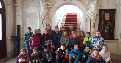 Návštěva Znojemského divadla