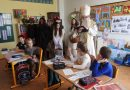 Svatý Mikuláš v naší škole